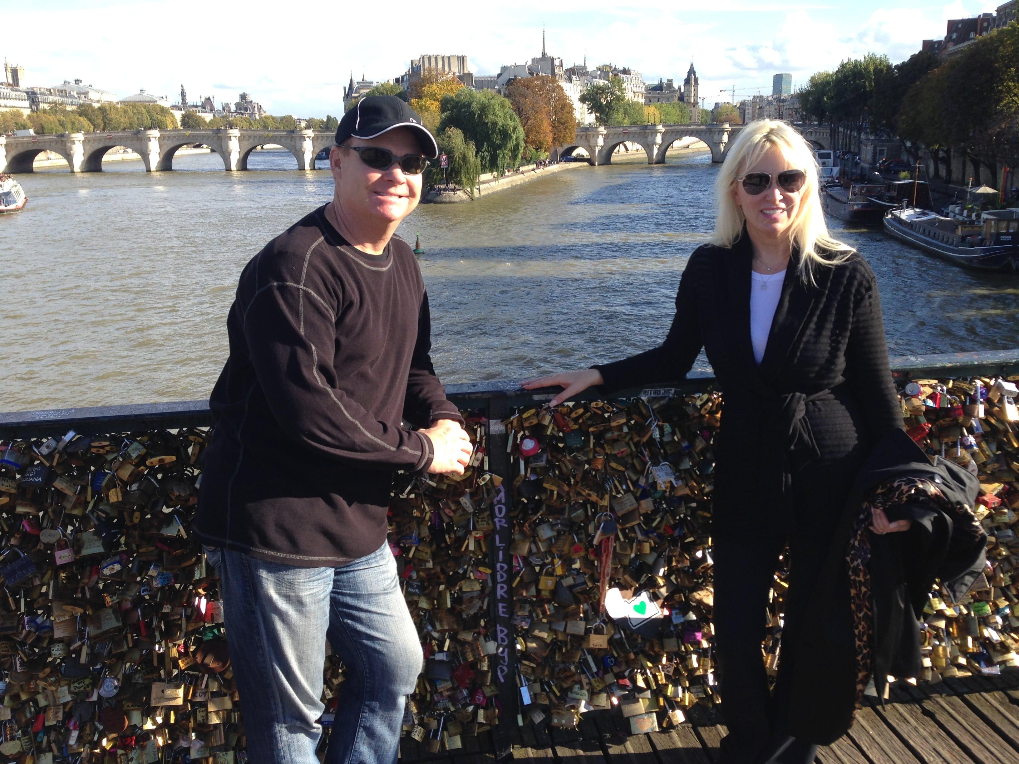 Brad and Julie Duncan Europe Trip