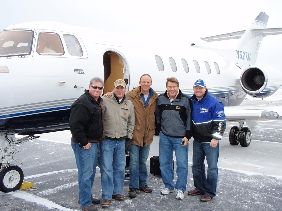 Brad Duncan Private Plane