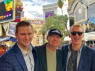 Brad Duncan and Sons in Vegas