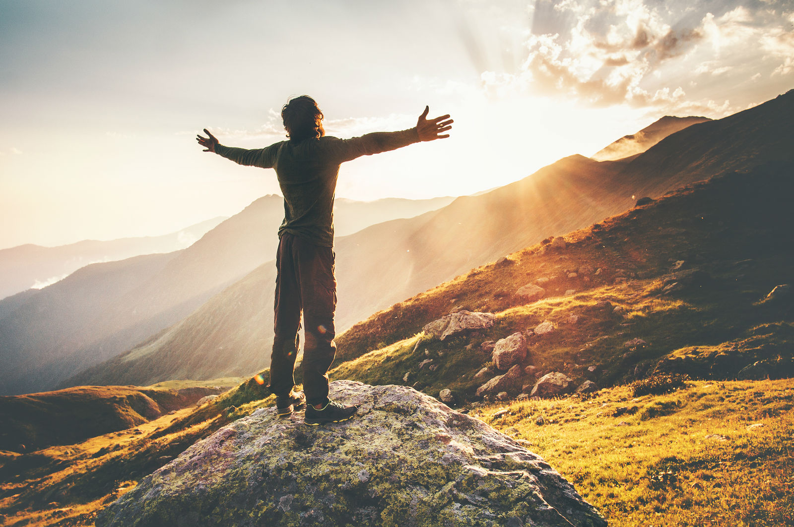 Free Yourself From These Things To Live A Life Of Adventure