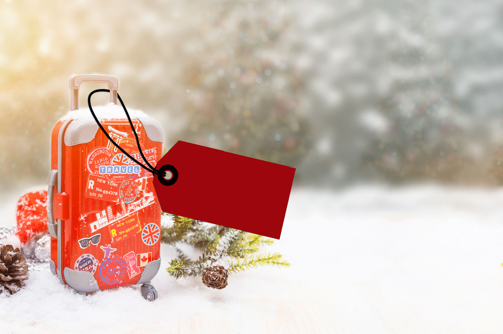 10 Reasons You Should Consider a Christmas Vacation