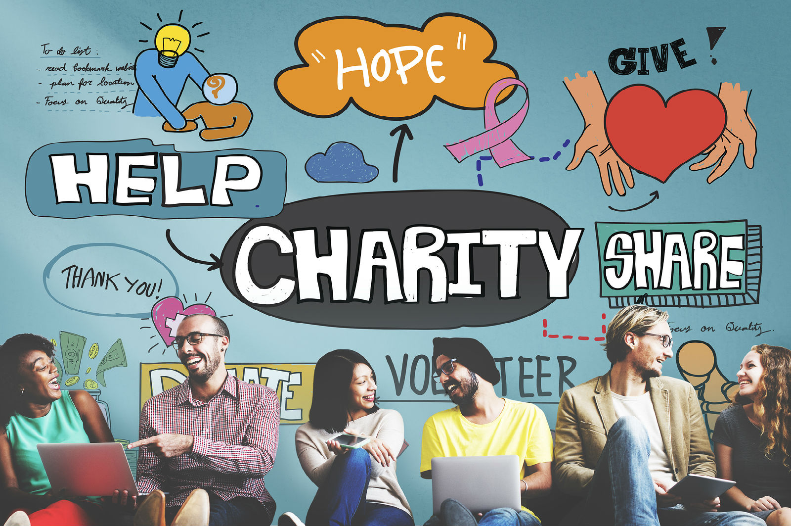 5 Creative Ways To Encourage Non-Profit Activities In the Workplace