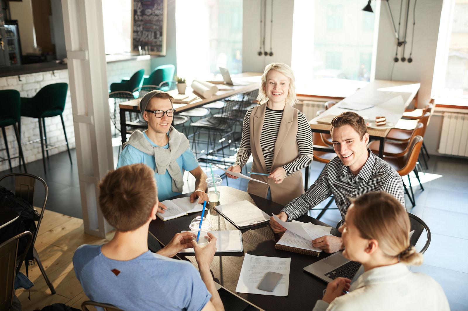 productive team meetings