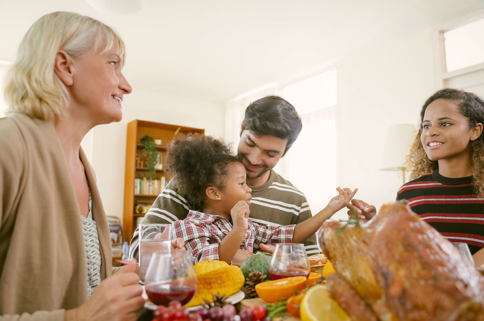 Three Ideas To Celebrate Thanksgiving With Philanthropy