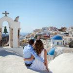 couple travels