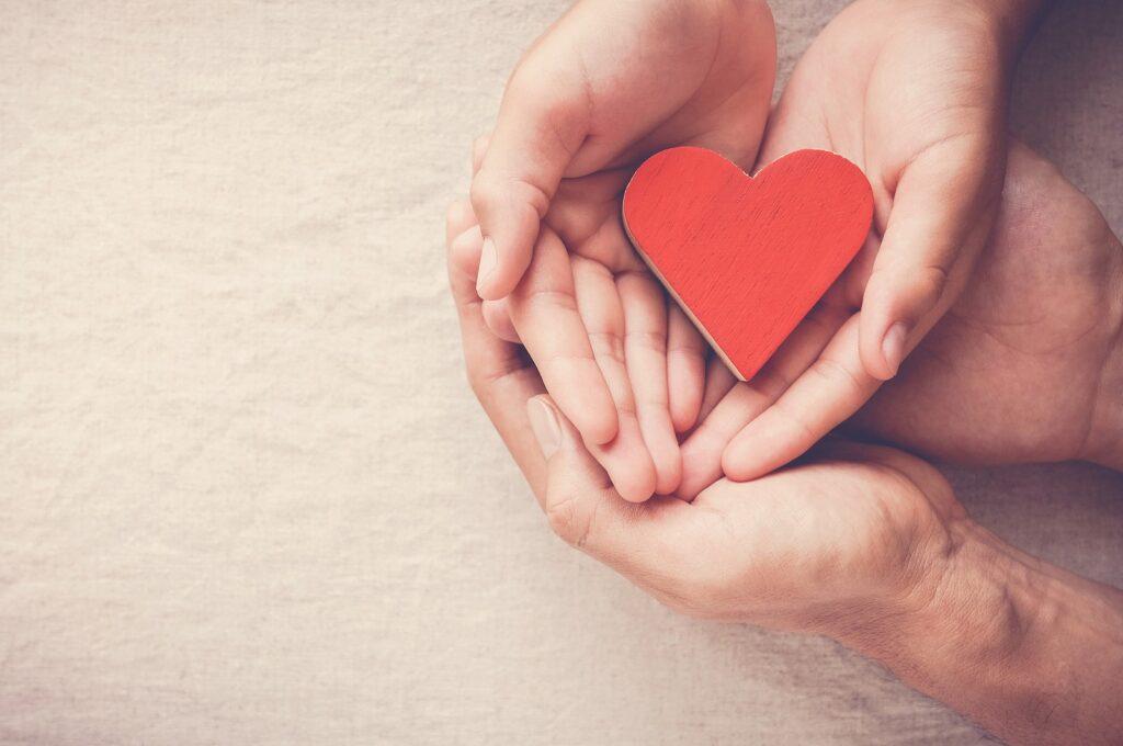 charitable heart